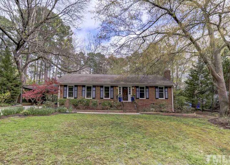 415 Thornwood Road Chapel Hill, NC 27517