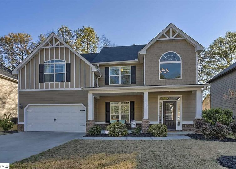 609 Powdermill Drive Simpsonville, SC 29681