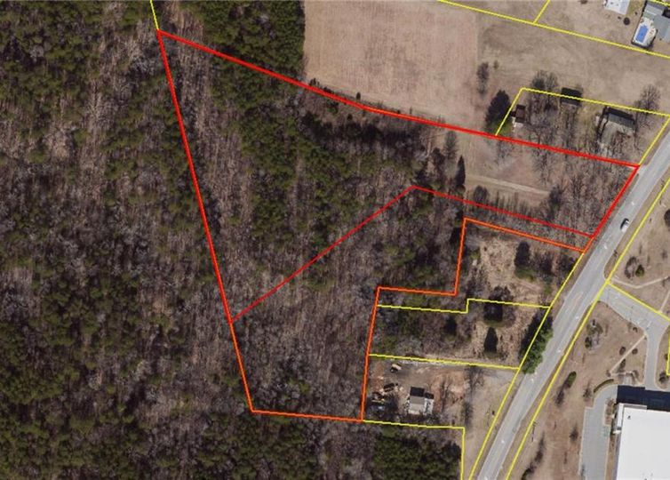 6.25AC Pleasant Ridge Road Greensboro, NC 27409