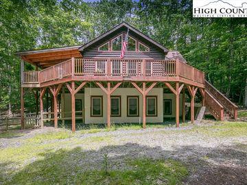 104 S Hickory Lane Beech Mountain, NC 28604 - Image 1