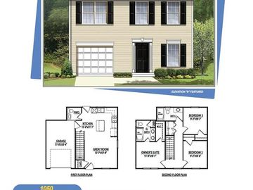 6282 Brentwood Park Court Rural Hall, NC 27045 - Image