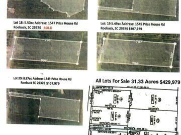 1611 Price House Road Roebuck, SC 29376 - Image 1
