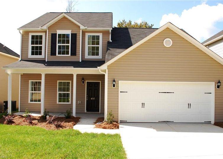 4717 Tuliptree Drive Greensboro, NC 27455