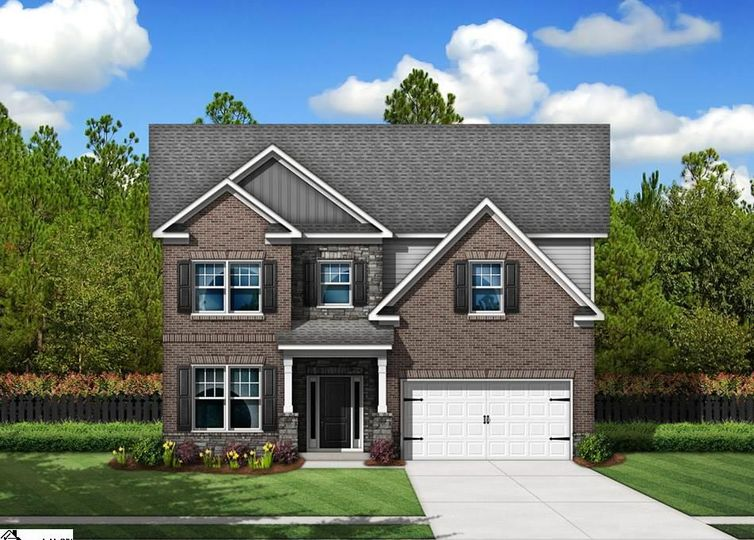 314 Carriage Hill Drive #57 Easley, SC 29642