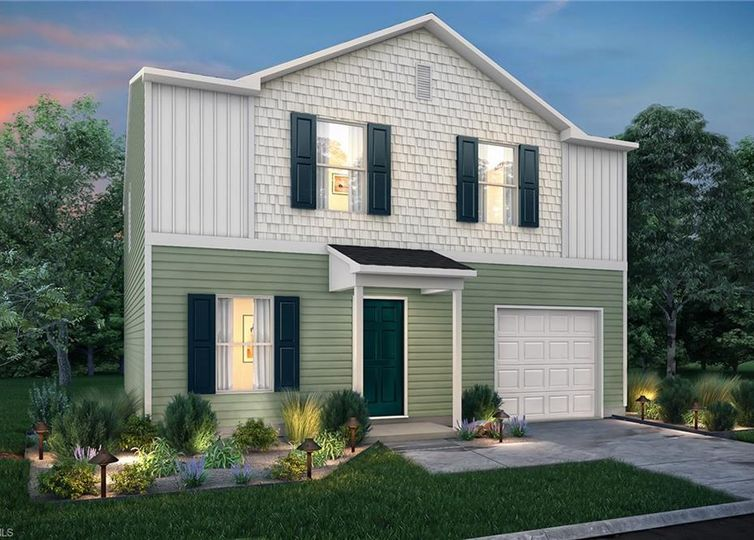 2617 Craftsbury Street Greensboro, NC 27406