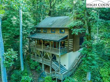 168 Sweet Carolina Cabins Road Vilas, NC 28692 - Image 1