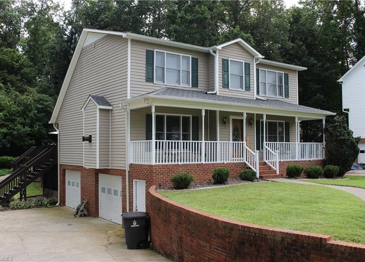 4055 Glenn Landing Drive Winston Salem, NC 27107