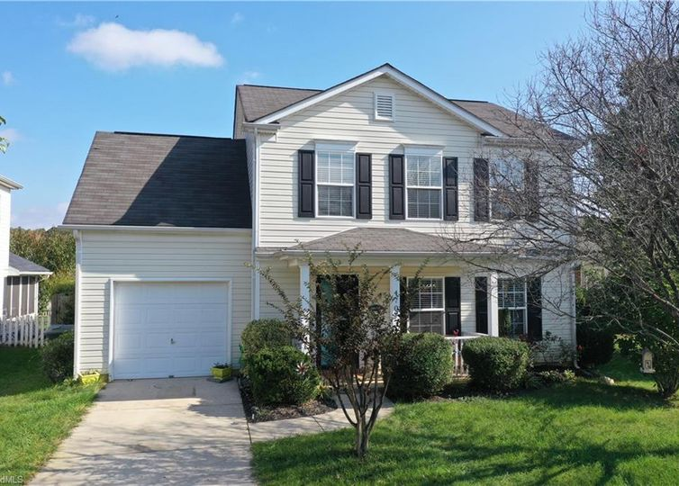 4707 Chestfield Lane Greensboro, NC 27407