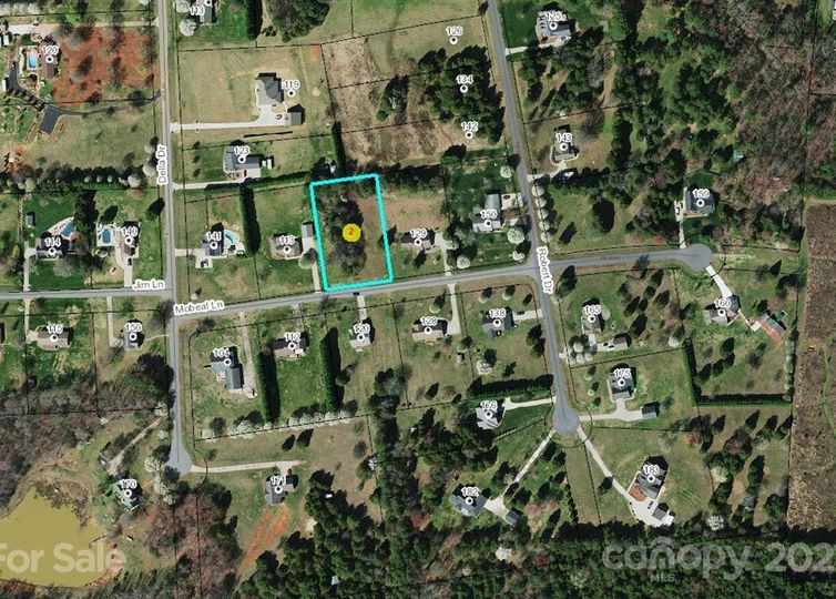 Lot 27 Mobeal Lane Statesville, NC 28625