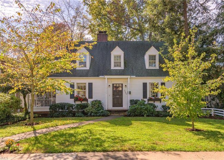 2406 Maplewood Avenue Winston Salem, NC 27103