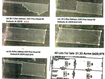 1549 Price House Road Roebuck, SC 29376 - Image 1