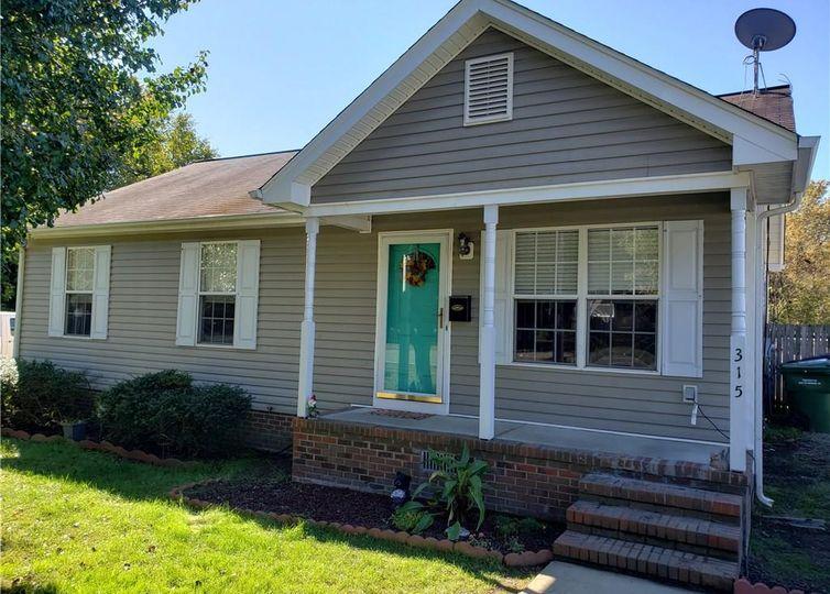 315 E Gilbreath Street Graham, NC 27253