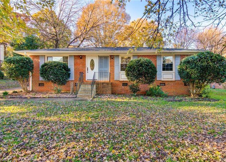 4404 Beckford Drive Greensboro, NC 27407