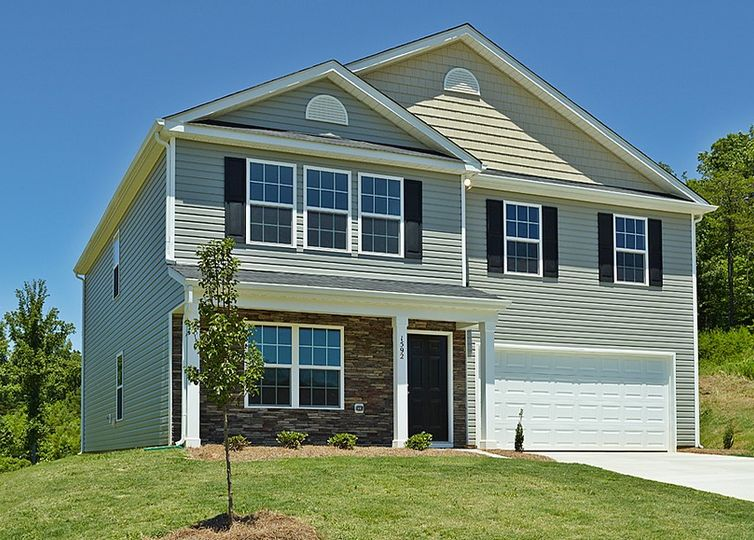806 Cannonade Drive lot #26 Whitsett, NC 27377