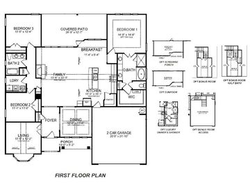 196 Tillingham Trace Stokesdale, NC 27357 - Image
