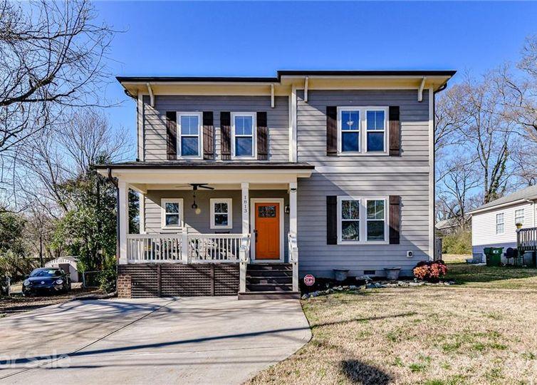 1813 Umstead Street Charlotte, NC 28205