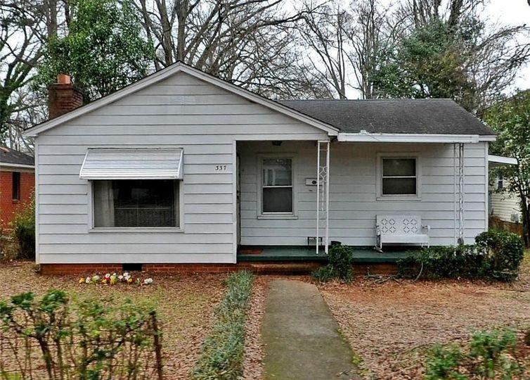 337 Orange Street Charlotte, NC 28205