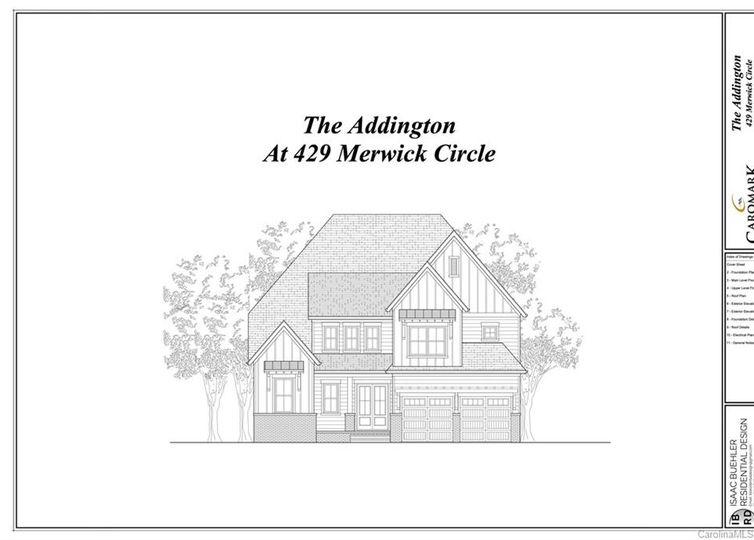 429 Merwick Circle #5 Charlotte, NC 28211
