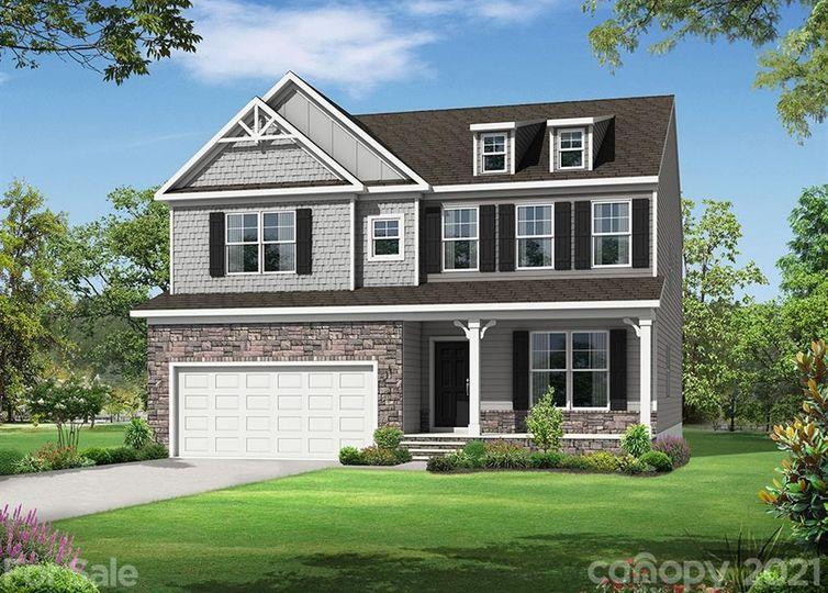 8220 Shady Pond Drive Lot 12 Mint Hill, NC 28227