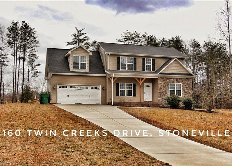 160 Twin Creeks Drive Stokesdale, NC 27357