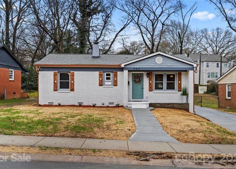 909 Spruce Street Charlotte, NC 28203