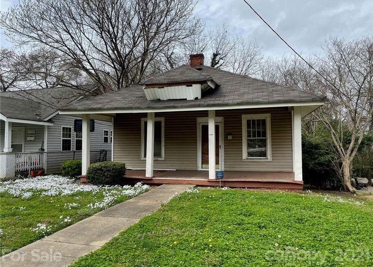 1544 Merriman Avenue Charlotte, NC 28203