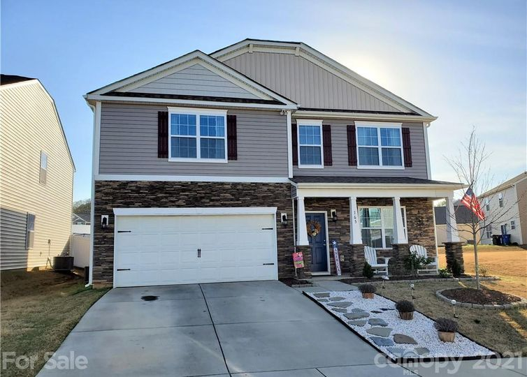 165 N Cromwell Drive Mooresville, NC 28115
