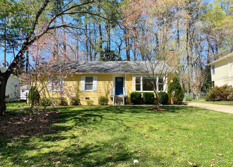113 Rosehaven Drive Raleigh, NC 27614