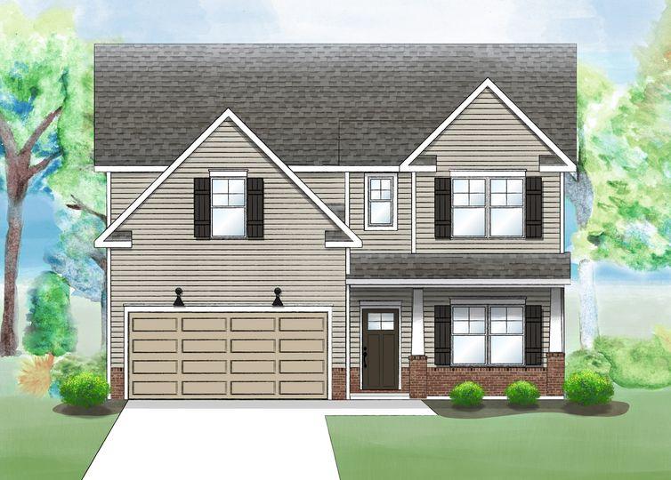 4006 Crimson Wood Court Greensboro, NC 27410