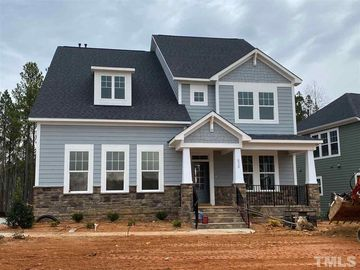 144 Rostova Way Holly Springs, NC 27540 - Image