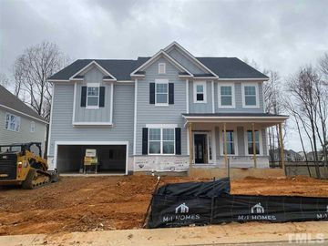 704 Ressler Street Holly Springs, NC 27540 - Image