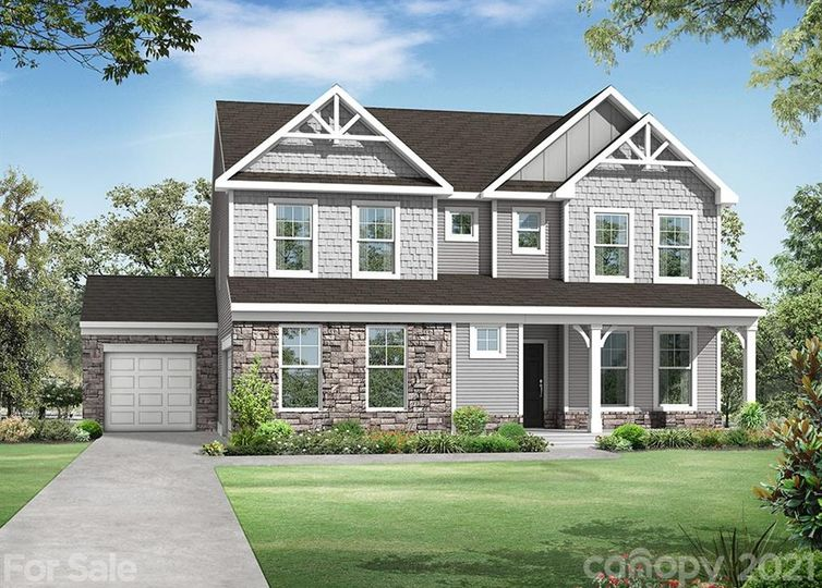 6011 Thicket Wood Court Lot 15 Mint Hill, NC 28227