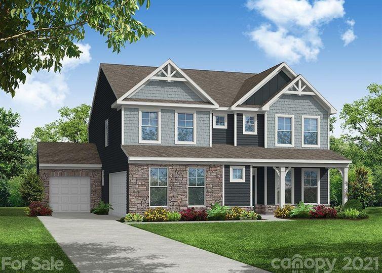 8215 Shady Pond Drive Lot 11 Mint Hill, NC 28227