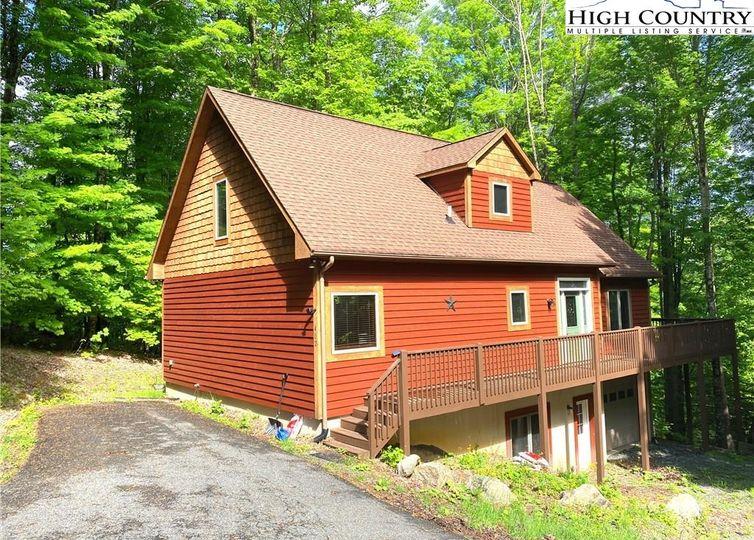 402 Pinnacle Ridge Road Beech Mountain, NC 28604