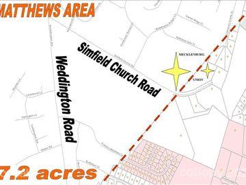 0000 Simfield Church Road Matthews, NC 28105 - Image 1