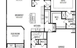 1208 Ainslie Road Indian Trail, NC 28079 - Image