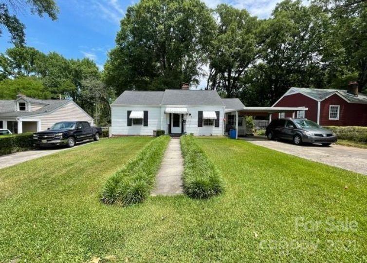 1033 Drummond Avenue Charlotte, NC 28205