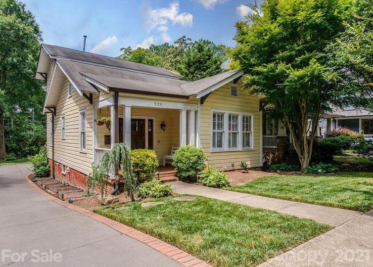 520 Tremont Avenue Charlotte, NC 28203