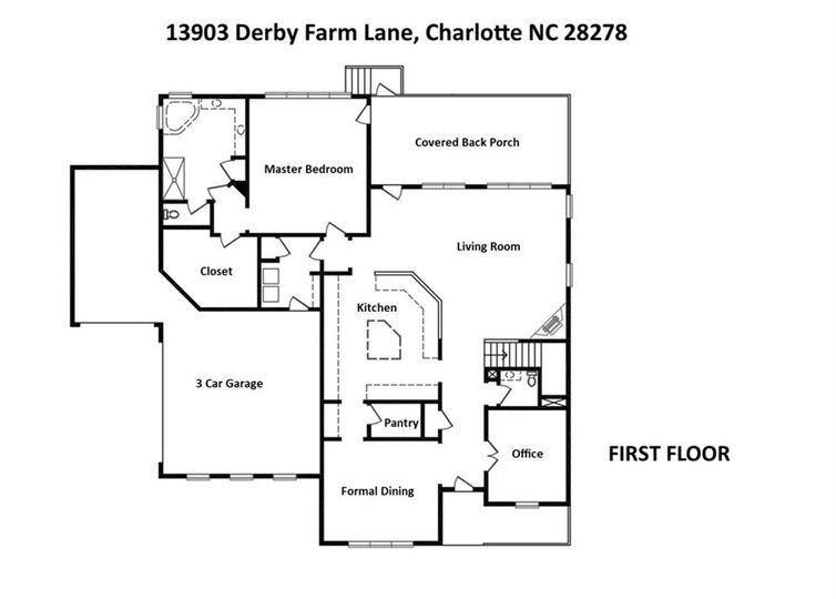 13903 Derby Farm Lane photo #1