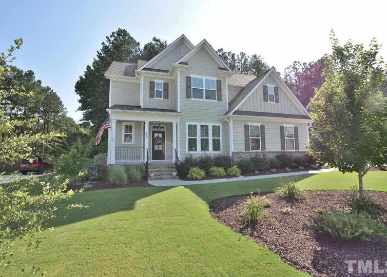 609 Garden Club Way Wendell, NC 27591