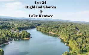 Lot 24 Highland Shores Salem, SC 29676 - Image 1