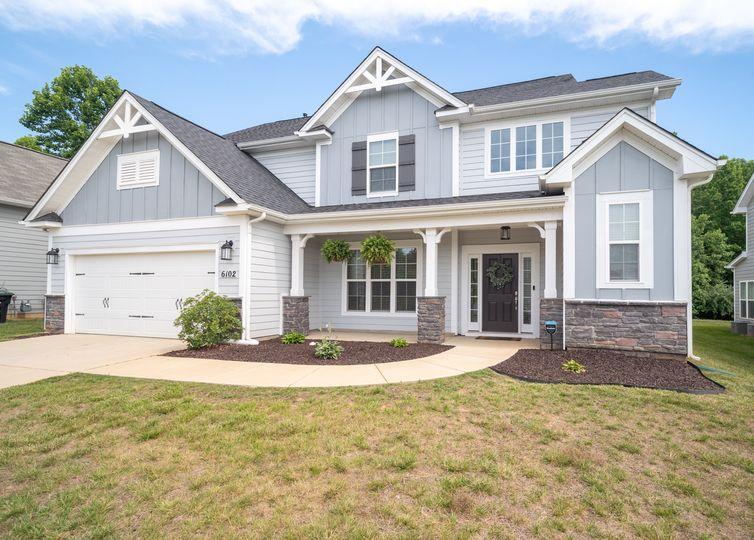 6102 Stone Valley Way Greensboro, NC 27455