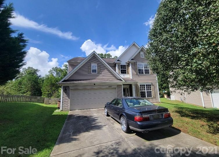 4007 Caboose Court Indian Trail, NC 28079