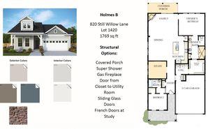 820 Still Willow Lane Wendell, NC 27591 - Image 1