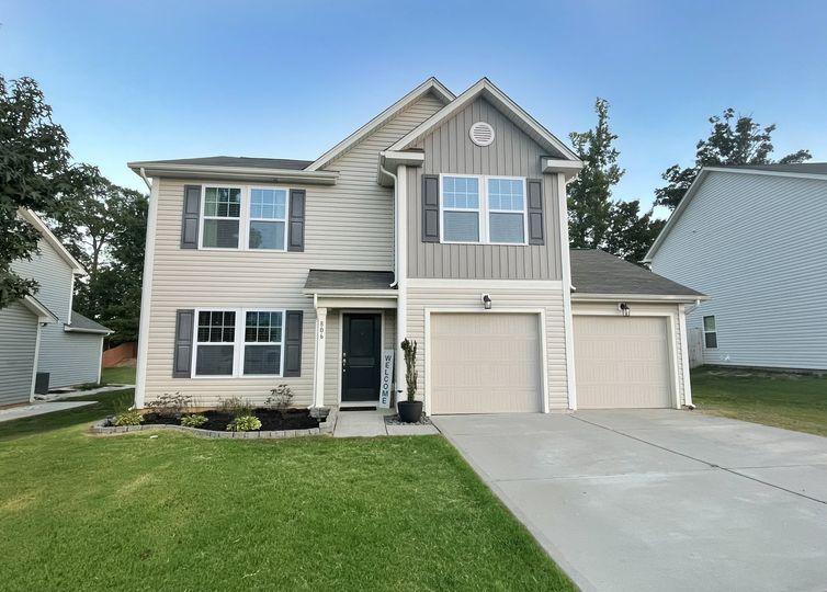806 Georgia Oak Lane Landis, NC 28088