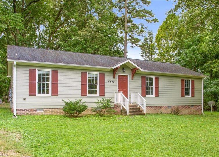 4612 Rosemary Drive Greensboro, NC 27406