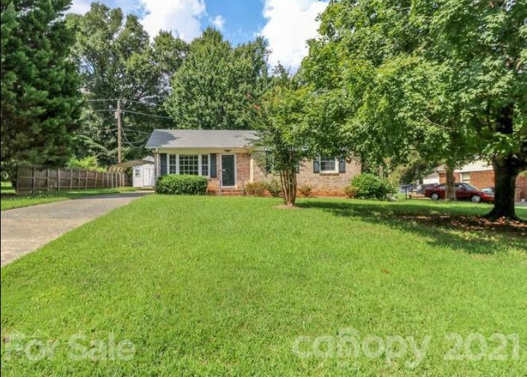 6003 Rockwell Drive Indian Trail, NC 28079