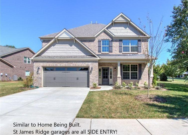 5502 Rambling Road Lot 03 Greensboro, NC 27409