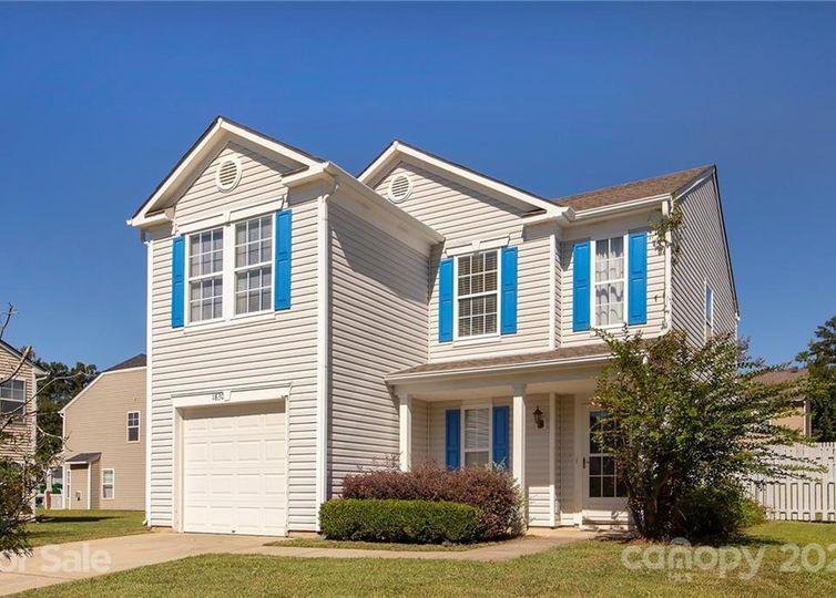 1830 Wilton Gate Drive Charlotte, NC 28262