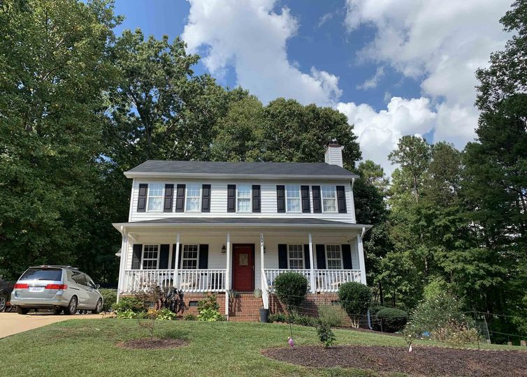 1542 Middle Ridge Drive Willow Spring(S), NC 27592